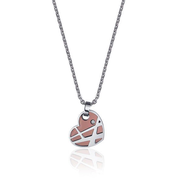 Ladies' Pendant Time Force TS5019CS