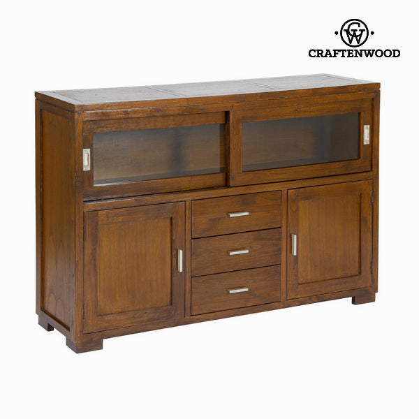 3-drawer forest sideboard - Chocolate Collection by Craftenwood