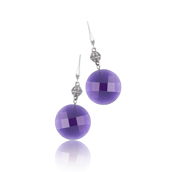Ladies' Earrings Time Force TJ1025P03