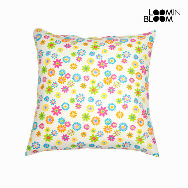 Spring natural cushion by Loom In Bloom