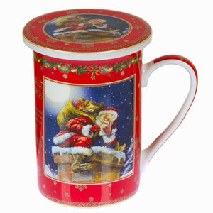 Set infusion christmas red by Bravissima Kitchen