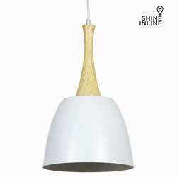 White ceiling lamp by Shine Inline