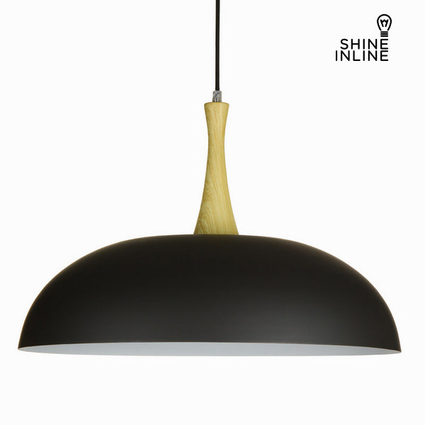 Black ceiling lamp by Shine Inline