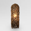 Brown pataya lamp by Shine Inline