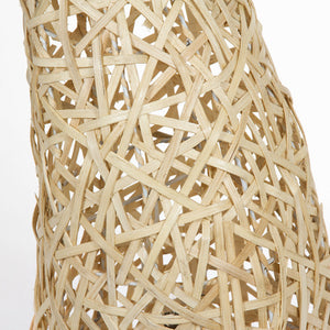 Natural twist lamp by Shine Inline