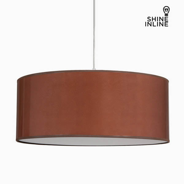 Ceramic brown ceiling lamp by Shine Inline