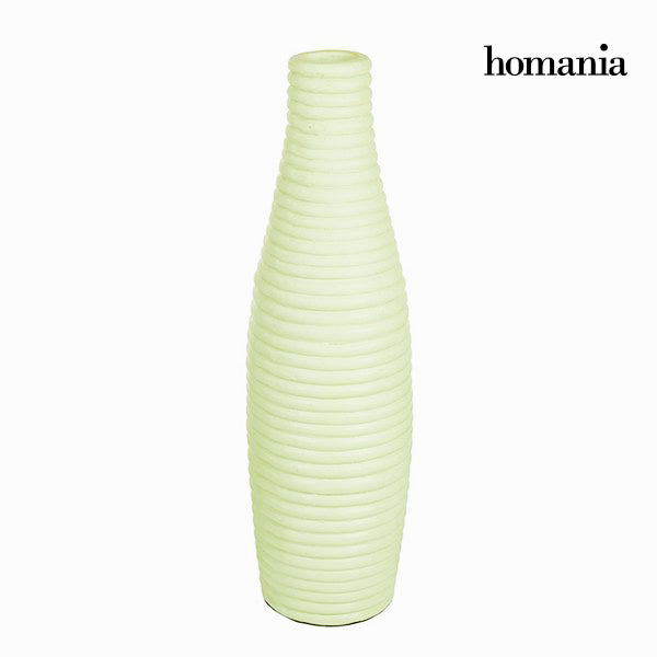Vase Green - Ellegance Collection by Homania