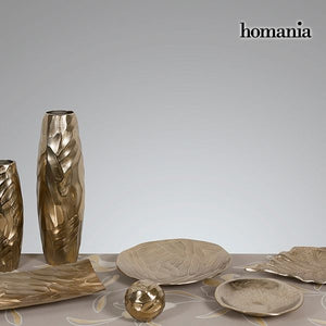 Decorative bauble Champagne (11 cm) - New York Collection by Homania