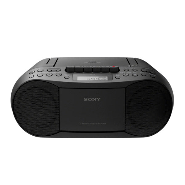 CD Radio Sony CFDS70B Black