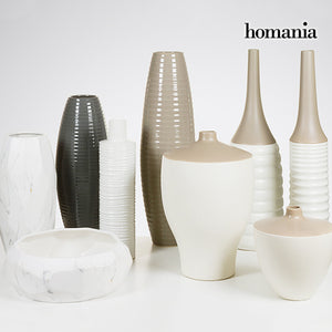 Vase Grey - Ellegance Collection by Homania