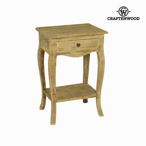 Side table with drawer - Poetic Collection by Craftenwood