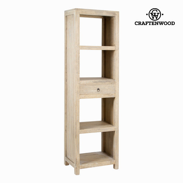 Bookcase with drawer - Pure Life Collection by Craftenwood