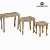 Table set of 3 - Pure Life Collection by Craftenwood