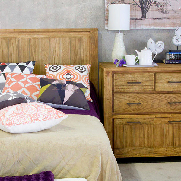 Chicago headboard  - Square Collection by Craftenwood