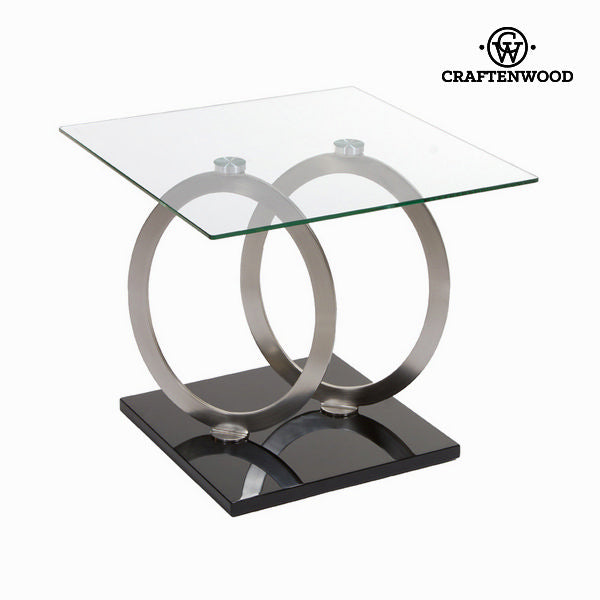 Circles steel side table by Craftenwood