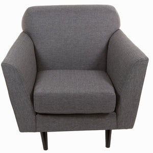 Armchair grey abbey - Love Sixty Collection by Craftenwood