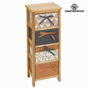 Archie cabinet 4 drawers by Craftenwood