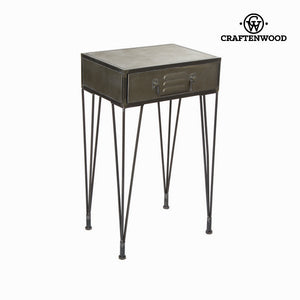 Metal table 1 drawer by Craftenwood