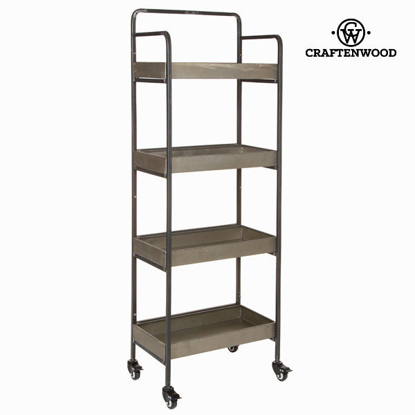 Metal shelving 4 shelves by Craftenwood