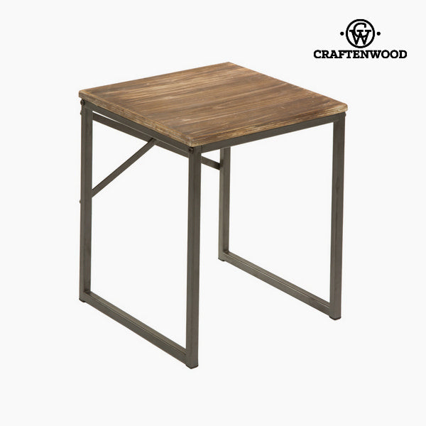 Industrial style side table by Craftenwood