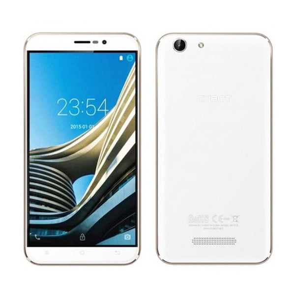 "Mobile Telephone Cubot X15 5.5"" 4G 16 GB Quad Core White"