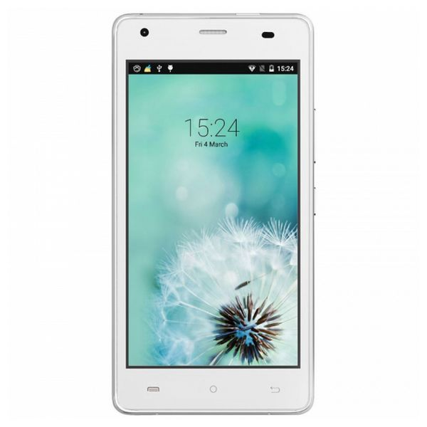 "Mobile Telephone Cubot Echo 5"" 3G 16 GB Quad Core White"