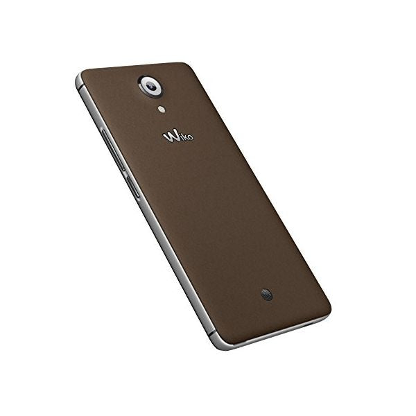 "Smartphone WIKO MOBILE U Feel 5"" HD IPS Quad Core 1.3 GHz 16 GB 4G Brown"