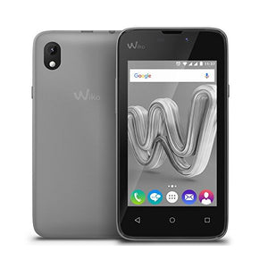 "Smartphone WIKO MOBILE SUNNY MAX SILVER 4"" Quad-Core 1.2 GHz Cortex-A7 Android™ 6.0 ARM® Mali™ 400 MP 8 GB"