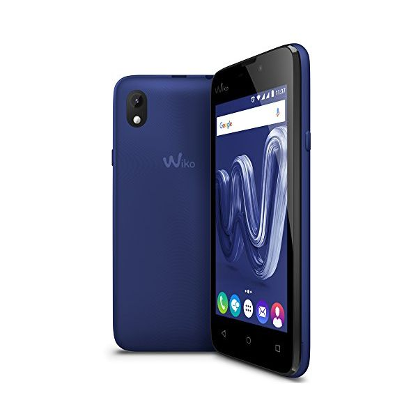 "Smartphone WIKO MOBILE SUNNY MAX NAVY BLUE 4"" Quad-Core 1.2 GHz Cortex-A7 Android™ 6.0 ARM® Mali™ 400 MP 8 GB"