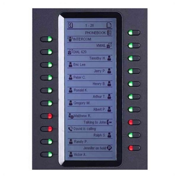 Extension Module for IP Telephone Grandstream GXP-2200EXT LCD