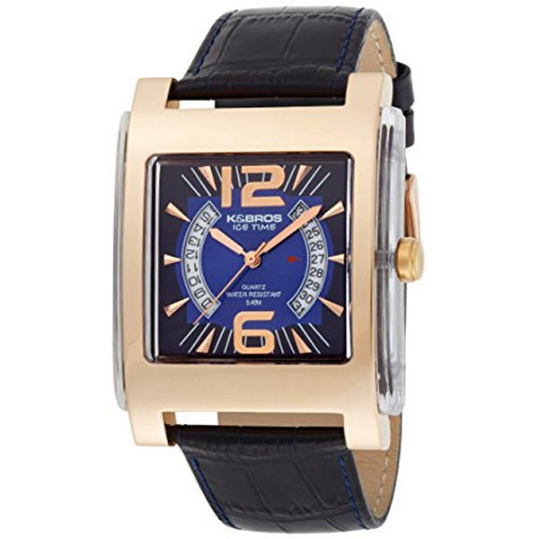 Men's Watch K&Bros 9520-2-380 (40 mm)