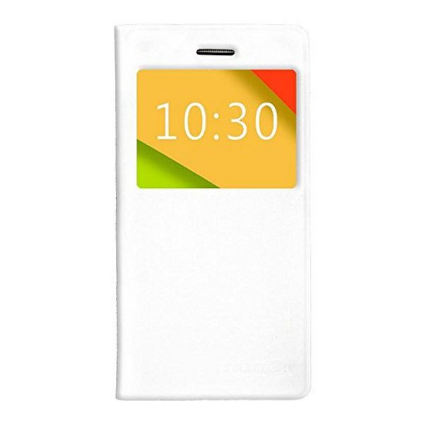 Mobile cover BRIGMTON BPHONE-501 PBAC-6-B White