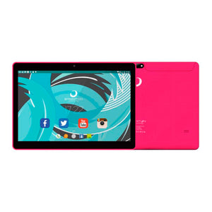 "Tablet BRIGMTON BTPC-1019QC 10"" 16 GB Wifi Quad Core Red"