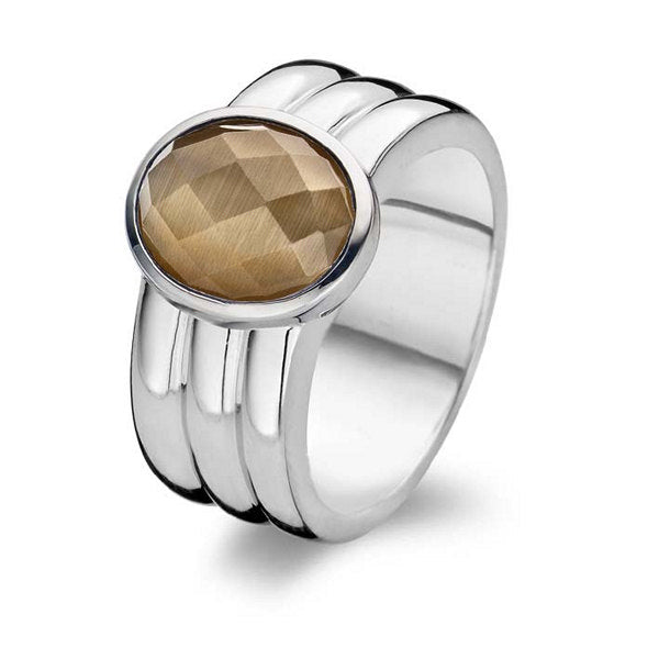 Ladies' Ring Ti Sento 1817CC (17,19 mm)