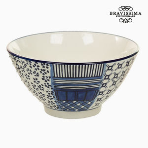 Bowl Porcelain - Queen Kitchen Collection by Bravissima Kitchen