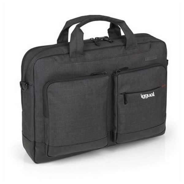 "Laptop Case iggual IGG313510 15,6""/10,2"" Grey"