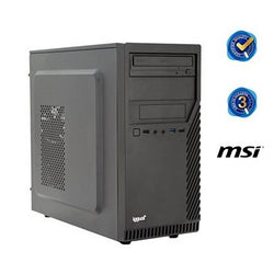 Desktop PC iggual PSIPCH201 G4400 4 GB 1 TB Without Operating System
