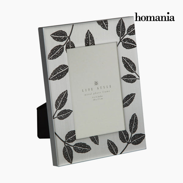 Photo frame Sheets White (10 x 15 cm) by Homania