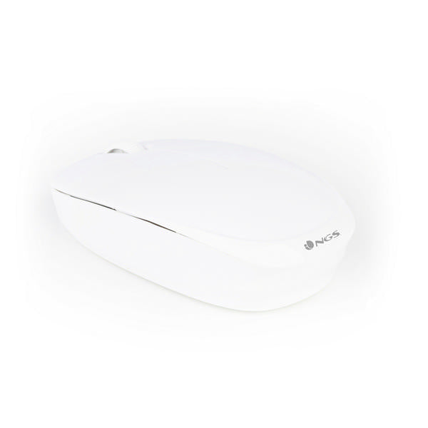Mini Optical Mouse NGS Fog White USB