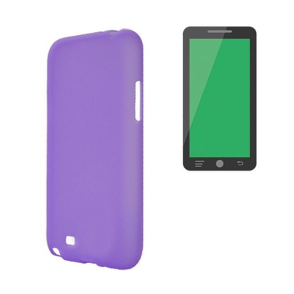 Case Wiko Fever Ref. 123822 TPU Purple