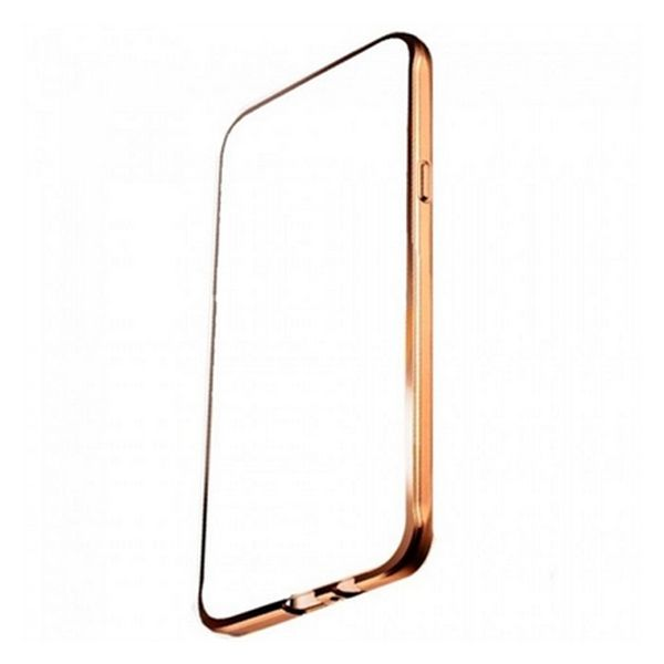 Case Samsung J5 Ref. 195843 TPU Metal Golden