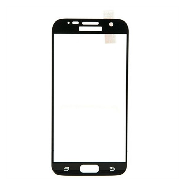 Tempered Glass Screen Protector Ref. 196642 3D Samsung S7 Black