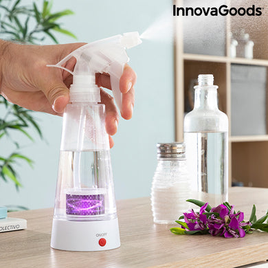 Electrolytic Disinfectant Generator D-Spray InnovaGoods