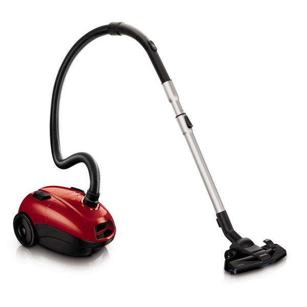 Bagged Vacuum Cleaner Philips PowerLife FC8322/09 3 L 750W 84 dB (B) Red