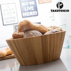 Bamboo Bowl TakeTokio