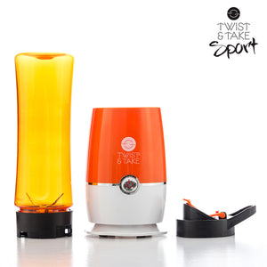 Cup Blender Appetitissime Twist & Take Sport 0,5 L 180W Orange