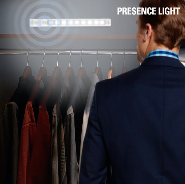 Presence Light LED Tube with Movement Sensor