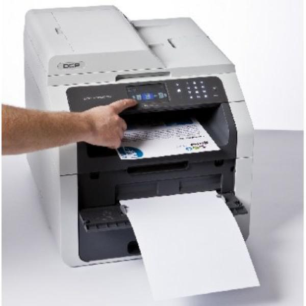 USB / Wi-Fi / Network LED Printer Brother DCP9020CDW