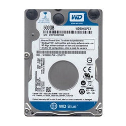 Hard Drive Western Digital Blue WD5000LPCX 2.5