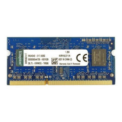 RAM Memory Kingston KVR16LS11 4 GB SoDim DDR3 1600MHz 1.35V